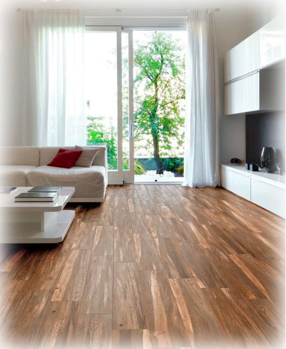 Porcelain Tile Offered By Foster Flooring For High Quality Stone And Wood Look Flooring Resistant To Moisture And Stronger Than Genuine Stone Flooring